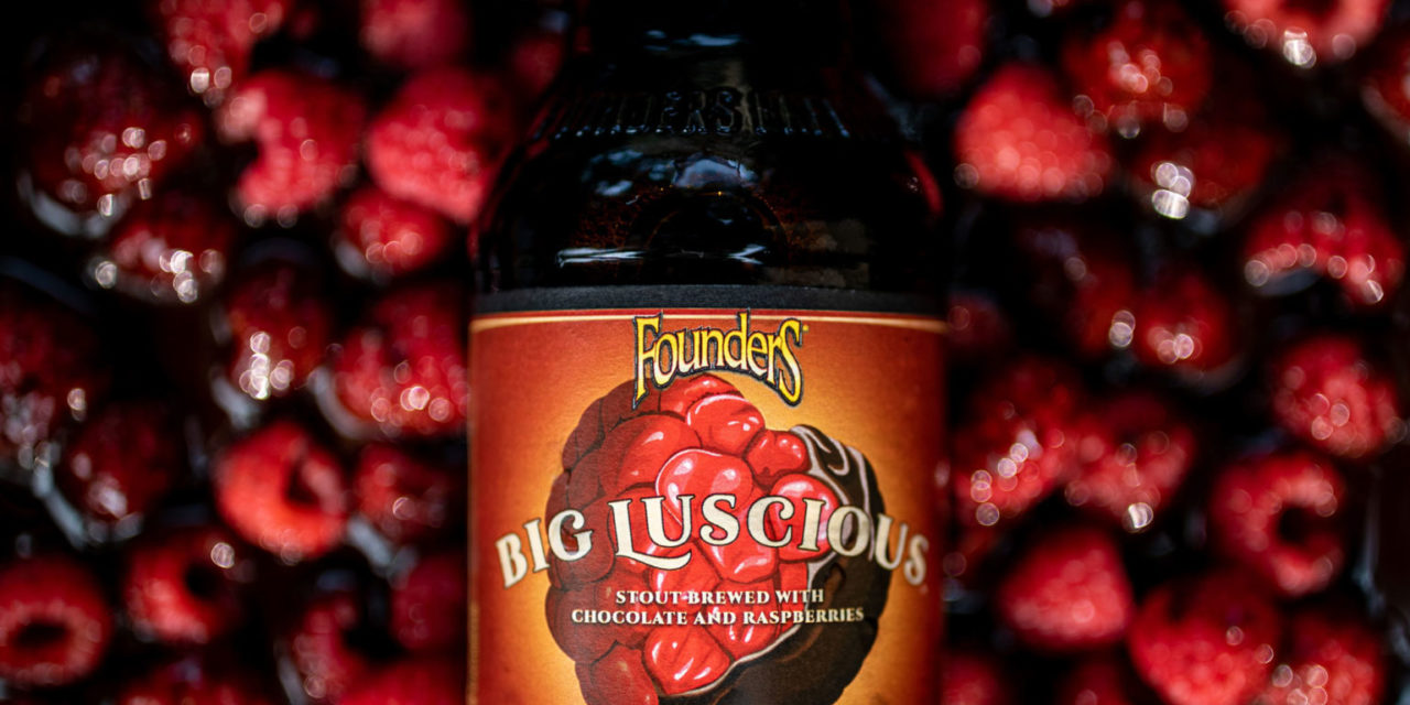 Founders Brewing Co. Announces the Return of Big Luscious to Limited Series