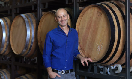 HEAD WINEMAKER AT ISRAEL'S BARKAN WINERY RECEIVES PRESTIGIOUS MASTER OF WINE DESIGNATION