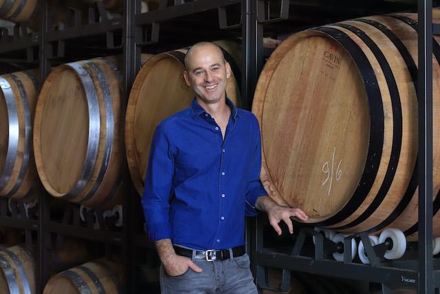 HEAD WINEMAKER AT ISRAEL'S BARKAN WINERY RECEIVES PRESTIGIOUS MASTER OF WINE DESIGNATION