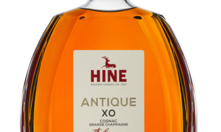 HINE DEBUTS U.S. RELEASE OF LIMITED EDITION ANTIQUE XO 100TH ANNIVERSARY 1920-2020 COGNAC