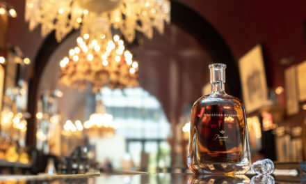 Woodford Reserve Launches Baccarat Edition, Rare Cognac-Finished Bourbon in Crystal Decanter