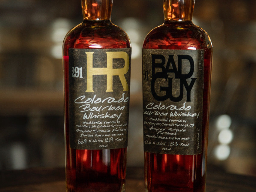 Distillery 291 Releases Two Limited Colorado Bourbon Whiskeys