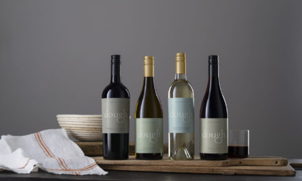 ANNOUNCING DOUGH WINES BY DISTINGUISHED VINEYARDS & WINE PARTNERS: The first collaborative wine brand from The James Beard Foundation