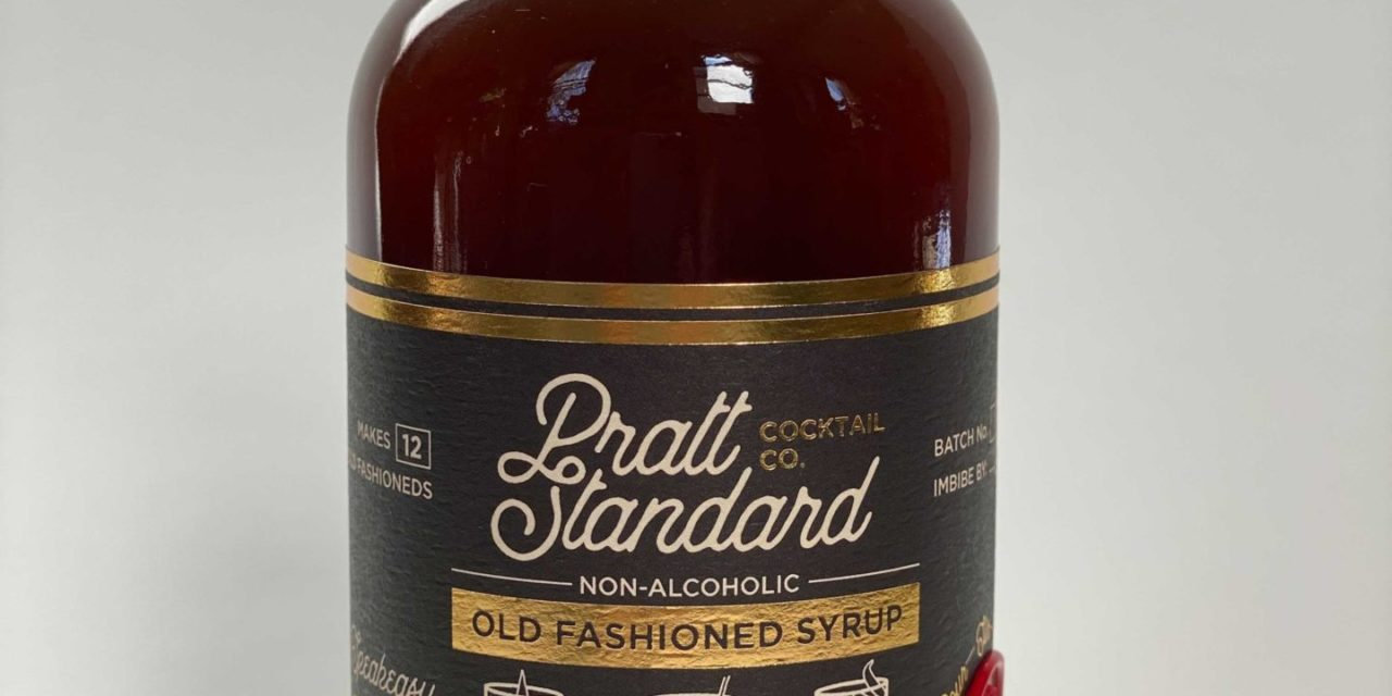 Pratt Standard Cocktail Company to release new Old Fashioned syrup Oct. 29