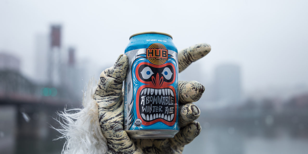 Hopworks releases Abominable Winter Ale and partners with Next Adventure to give away two Winter Gear Rental Packages