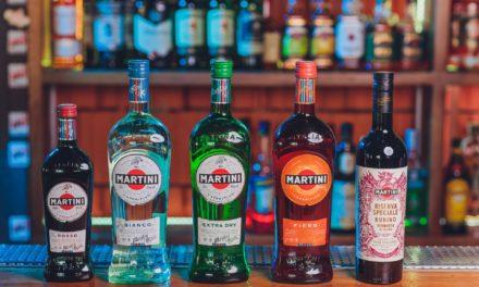 Oct. 26: Martini & Rossi Bianco Vermouth's 110th anniversary