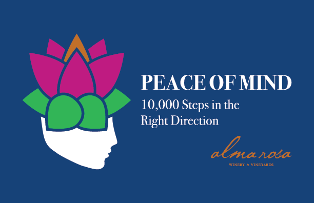 Alma Rosa Winery Raises $144,225 to Support Mental Wellness