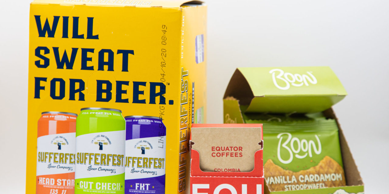 Equator Coffees, Boon and Sufferfest Beer Co. Announce The Weekender Bundle