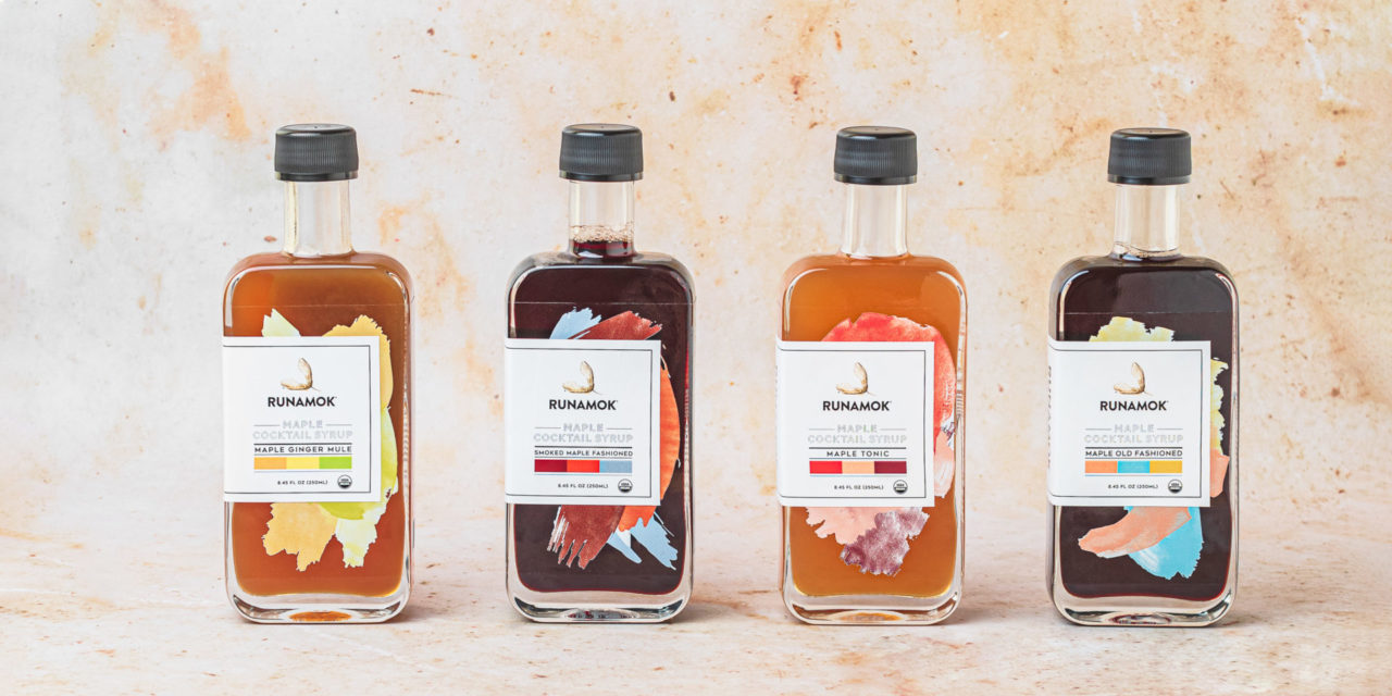 Vermont Brand Runamok Maple Expands Product Collection with Launch of Maple Cocktail Syrups and Bitters
