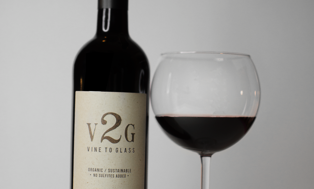 "Biagio Cru Wines & Spirits Launches ""V2G"" Organic Wine"