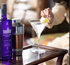 Introducing Highclere Castle Gin