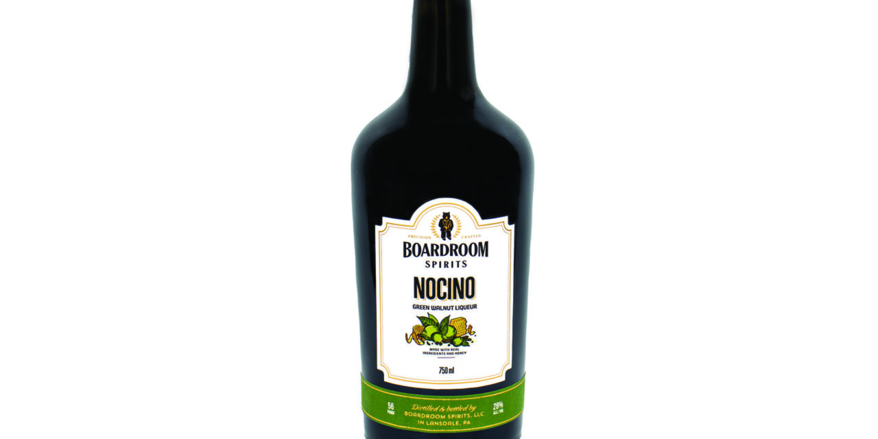 Boardroom Spirits Releases Seasonal Nocino
