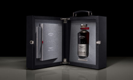 Bowmore® Islay Single Malt Scotch Whisky and Aston Martin Unveil First Collaboration with Introduction of BLACK BOWMORE® DB5 1964