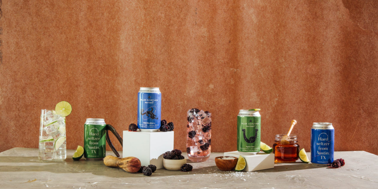 New Texas-Inspired Hard Seltzer, Blue Norther, Launches in Dallas-Fort Worth Area