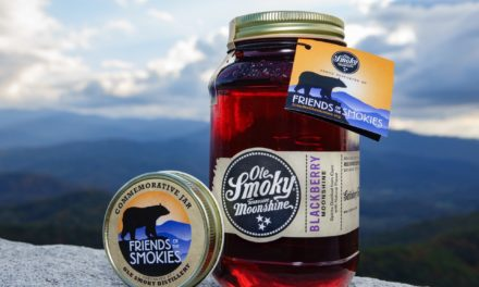 OLE SMOKY DISTILLERY ANNOUNCES PARTNERSHIP TO SUPPORT 'FRIENDS OF THE SMOKIES' ORGANIZATION – Distillery to Donate a Portion of Limited Edition 'Friends of the Smokies Blackberry Moonshine' sales to Support the Preservation and Protection of Great Smoky Mountains National Park