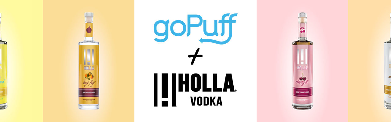 Holla Spirits Now Available for Instant Home Delivery in Washington D.C.
