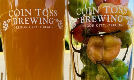 Coin Toss Brewing announces release of Sweet Heat Repeat, joins forces with former Burnside Brewing team to revive popular brew