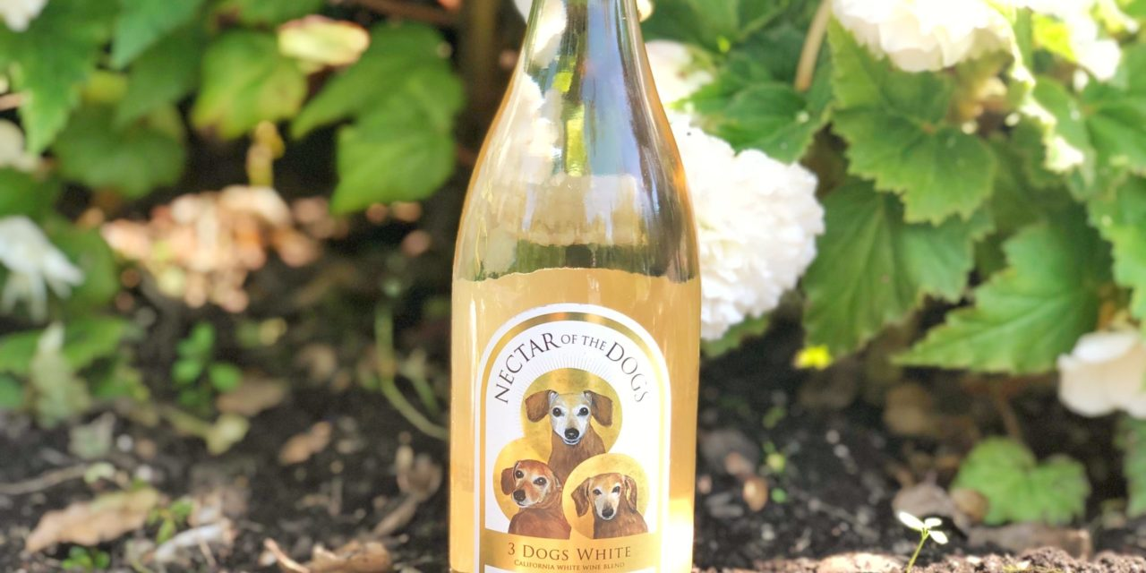 New Wine Release from Nectar of the Dogs – It's Not Drinking Alone if Your Dog is With You