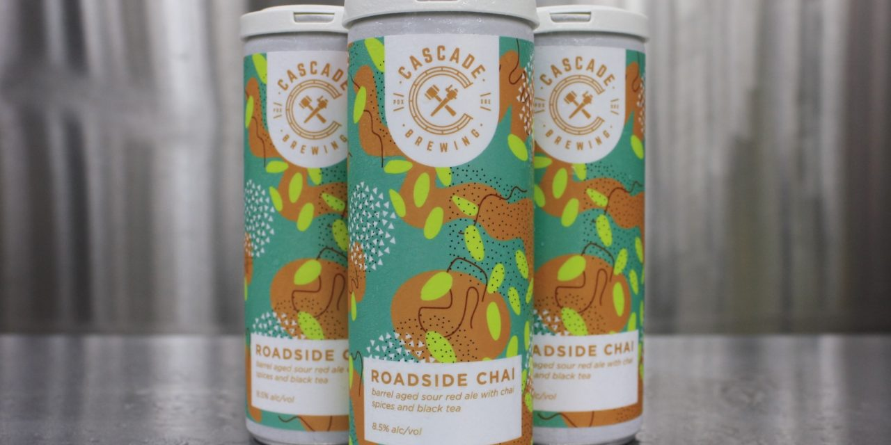 Cascade Brewing releases Roadside Chai as part of new 250 ml slim can lineup