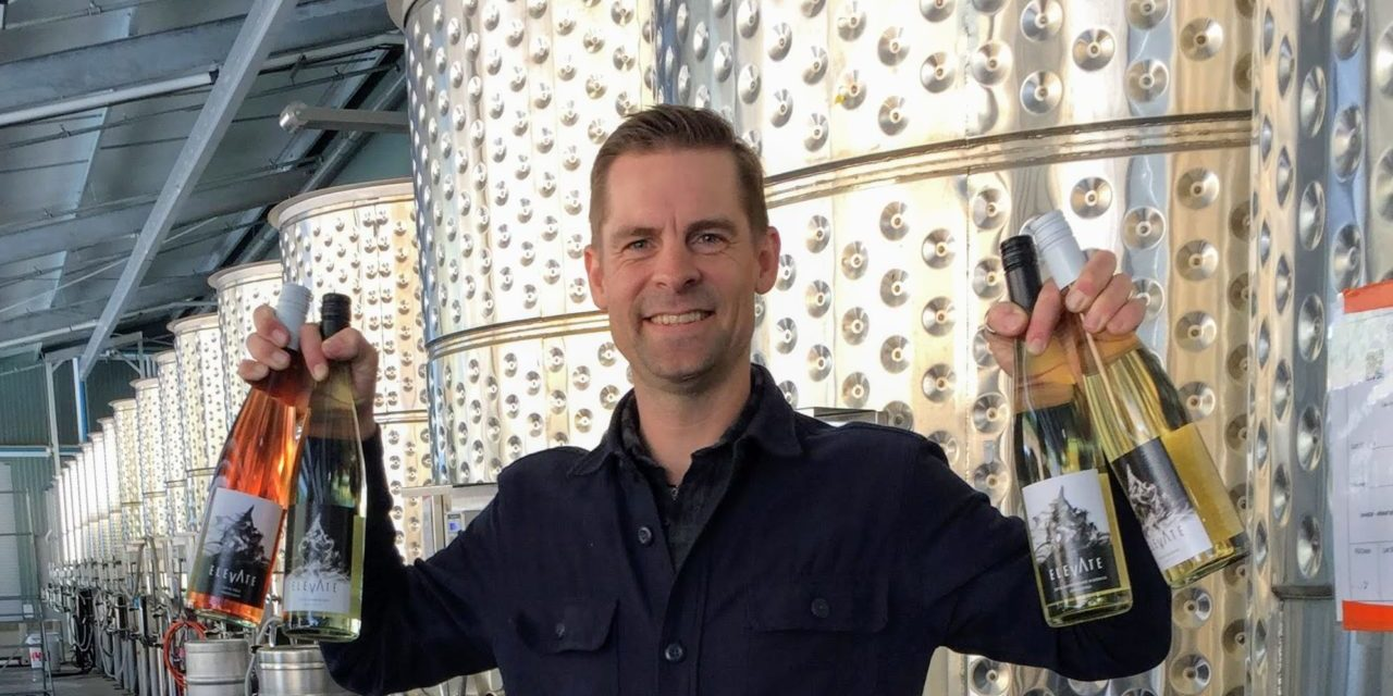 Most Admired 2020: Jeff Restel, Elevate Wine