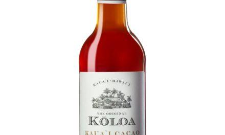 Kōloa Rum Company Debuts Kaua'i Cacao Rum in Partnership with Lydgate Farms