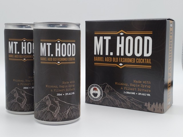 Oregon's 503 Distilling launches three new products to its lineup of artisan spirits and canned craft cocktails