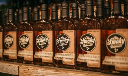 OLE SMOKY PEANUT BUTTER WHISKEY EARNS 10 INTERNATIONAL SPIRIT AWARDS IN FIRST YEAR