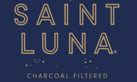 SAINT LUNA, THE ULTRA-PREMIUM, CHARCOAL FILTERED MOONSHINE, NOW DISTRIBUTED IN FIVE NEW MARKETS