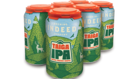 Indeed Brewing Company Develops Taiga IPA and Expands Distribution