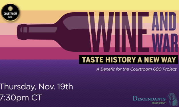 Wine and War: Taste History in a New Way with Master Sommelier Joseph Spellman