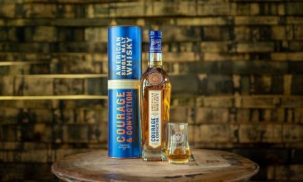 Virginia Distillery Company's 'Courage & Conviction' American Single Malt now available through online marketplace Curiada