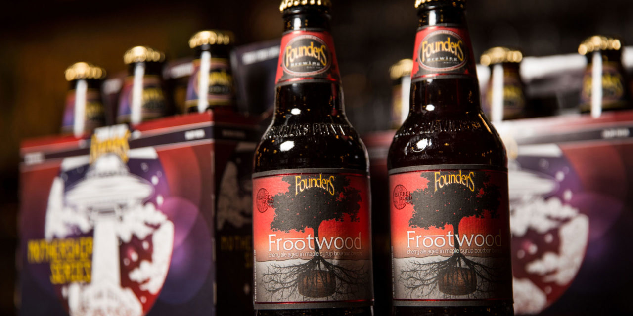 Founders Brewing Co. Announces Frootwood as Next Release in Mothership Series