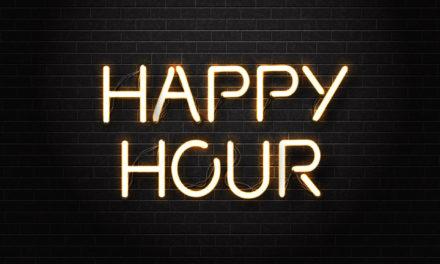 Nov. 12: Happy Hour Day