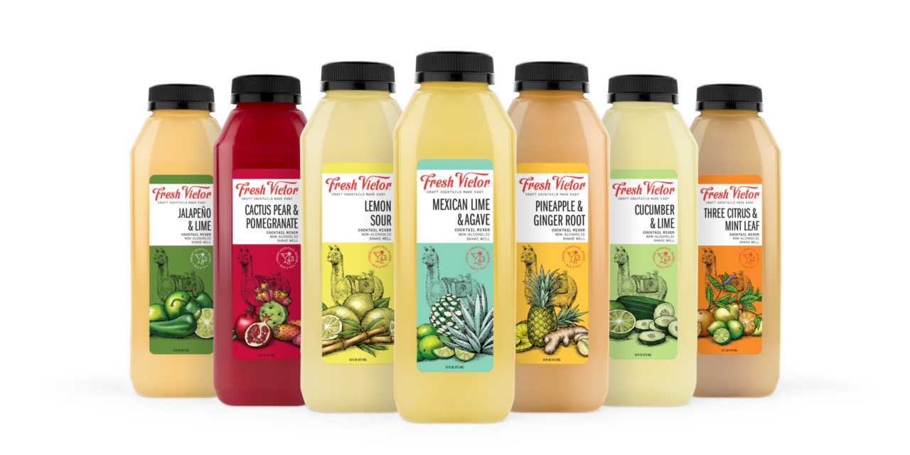 Fresh Victor, The Complete Mixer Solution for Fresh Craft Cocktails and Mocktails,  Now Available at Schnucks in Missouri