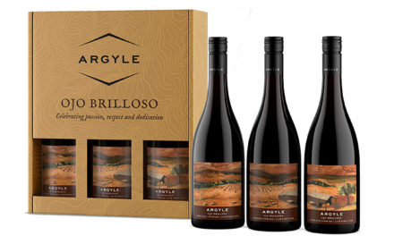 ARGYLE WINERY INTRODUCES OJO BRILLOSO WINES TO PROMOTE DIVERSITY, HEALTH AND EDUCATION IN THE WORKPLACE