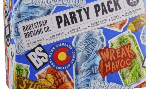 Bootstrap Brewing Brings Home Medals for Outstanding Beer and Branding and Sparkalicious Hard Seltzer