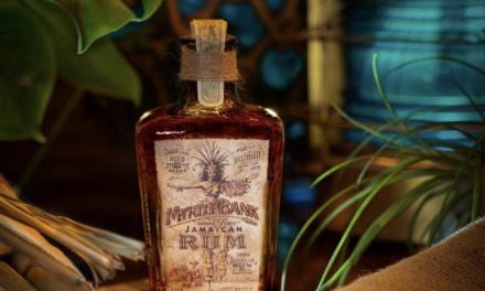 "Myrtle Bank Rum ""A decade in a bottle """