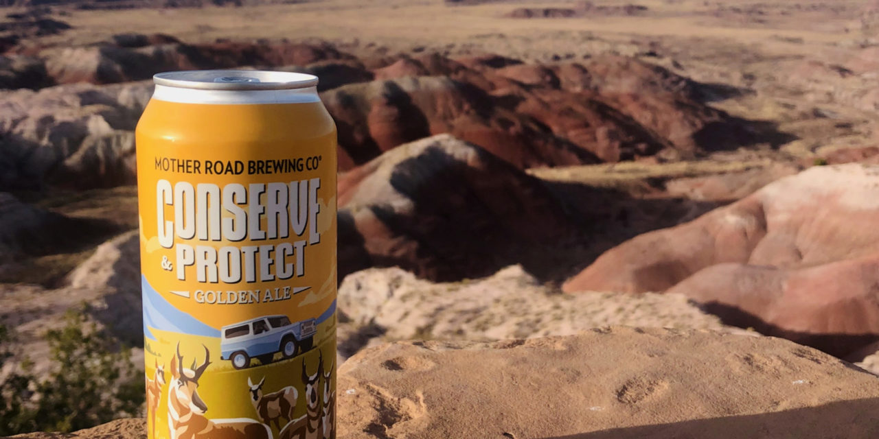 Conserve and Protect craft beer collaboration makes a difference for AZ wildlife