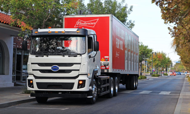 "Anheuser-Busch Names BYD ""Sustainable Supplier of the Year"""