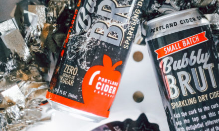 Portland Cider Co. rings in the New Yearwith Bubbly Brut, a brand new effervescent cider