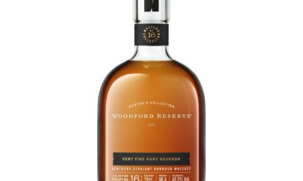 WOODFORD RESERVE RELEASES WINTER 2020 MASTER'S COLLECTION: VERY FINE RARE BOURBON