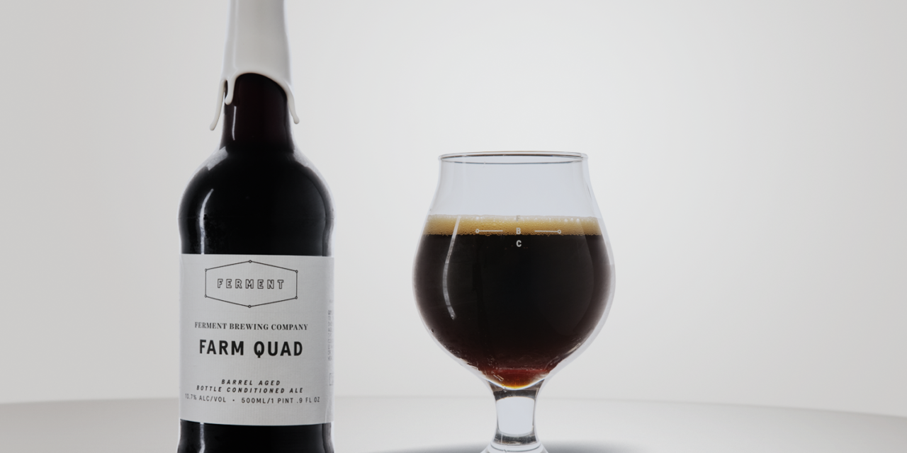 Ferment Brewing Co. releases two new barrel-aged bottle-conditioned premium beers