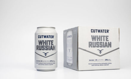 CUTWATER SPIRITS LAUNCHES NEW WHITE RUSSIAN CANNED COCKTAIL