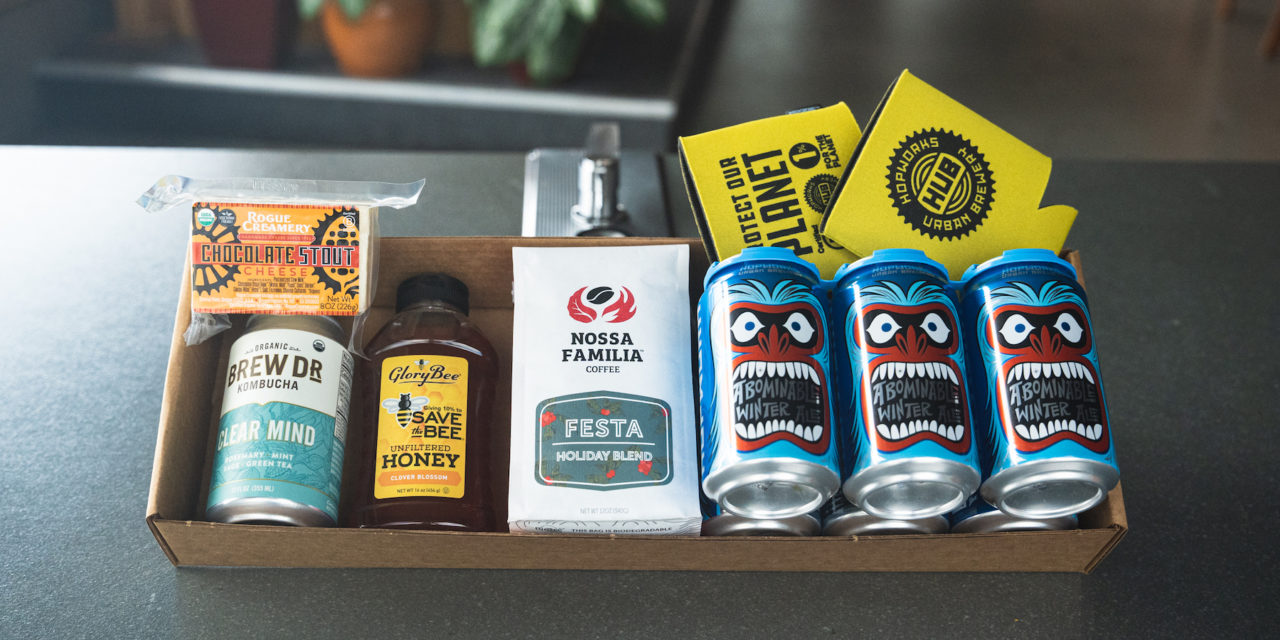 Hopworks opens holiday B Store featuring products from brewery's local B Corp partners
