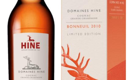 HINE COGNAC UNVEILS U.S. RELEASE OF BONNEUIL 2010