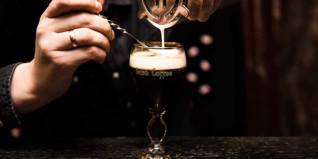 January 25: National Irish Coffee Day
