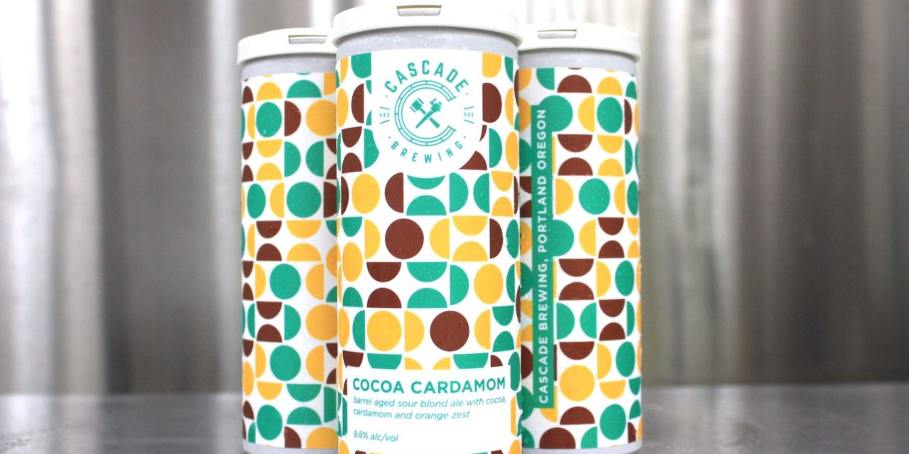 Cascade Brewing announces limited seasonal release of Cocoa Cardamom