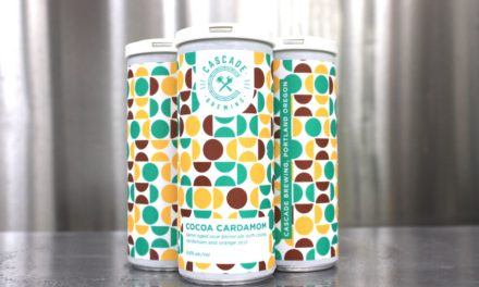 Cascade Brewing announces limited seasonal release of Cocoa Cardamom