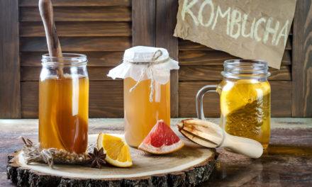 January 15: National Booch Day (Kombucha)
