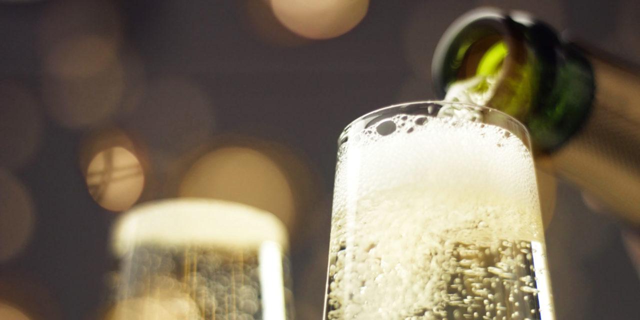 Dec. 31: Sparkling Wine Day